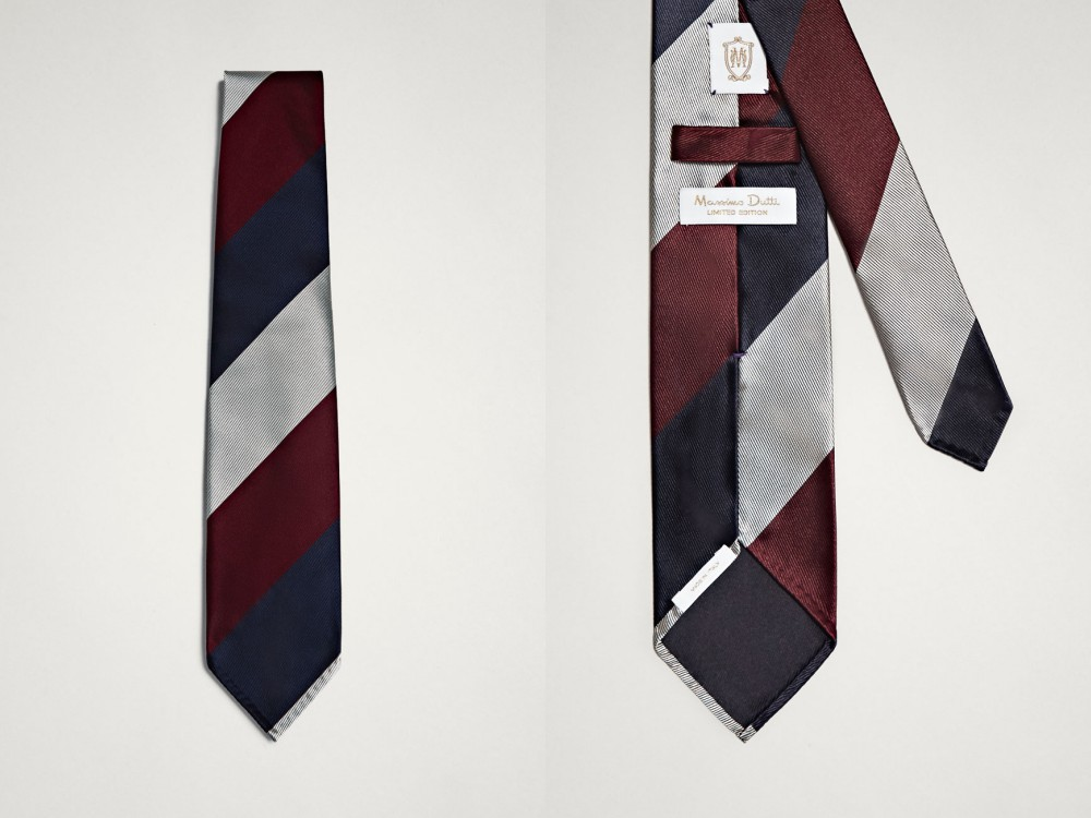 you need a tie to complete your style stripe - 领带为你戴上儒雅品位!
