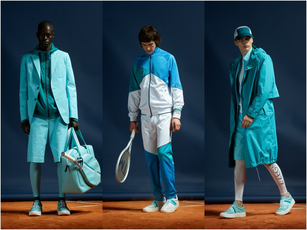 z zegna summer 2019 game set and match 14 - Z Zegna 活力运动风,玩转球场时尚!