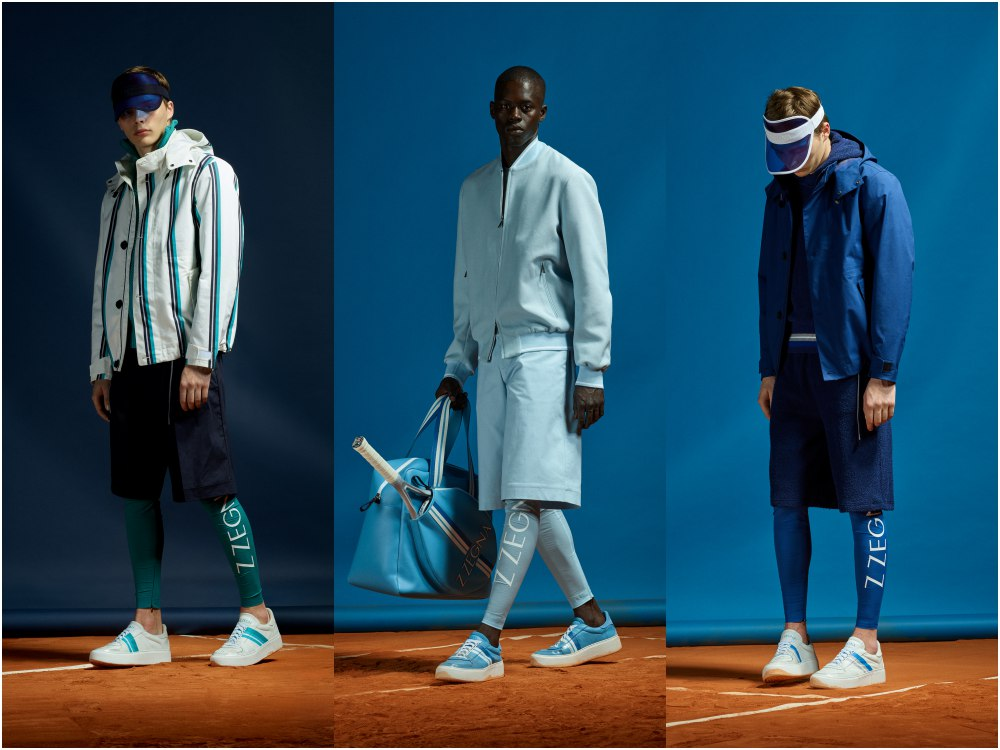 z zegna summer 2019 game set and match 15 - Z Zegna 活力运动风,玩转球场时尚!