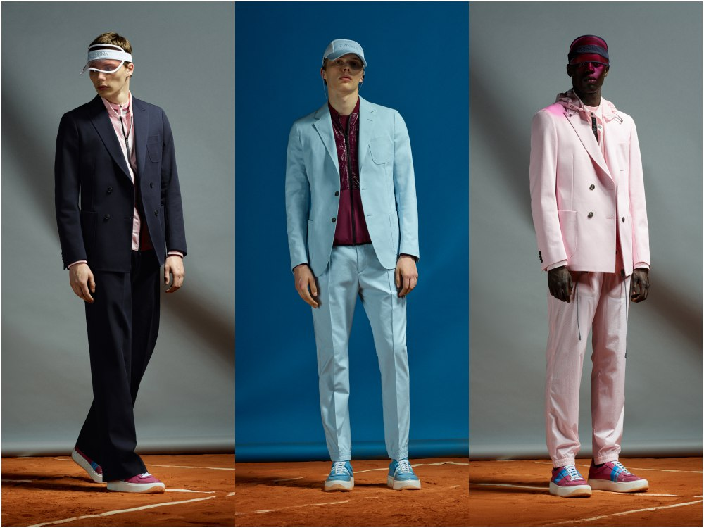 z zegna summer 2019 game set and match 16 - Z Zegna 活力运动风,玩转球场时尚!