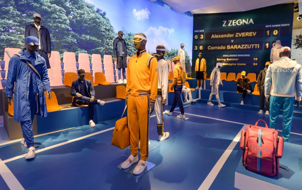 z zegna summer 2019 game set and match 24 - Z Zegna 活力运动风,玩转球场时尚!
