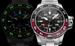 Ball Engineer Hydrocarbon Aero GMT II Feature 240x150 - BALL Engineer Hydrocarbon  第二代双色可乐GMT诞生