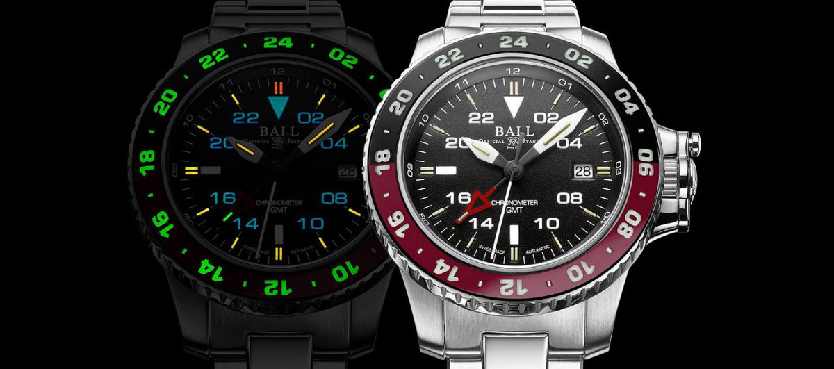 Ball Engineer Hydrocarbon Aero GMT II Feature - BALL Engineer Hydrocarbon  第二代双色可乐GMT诞生