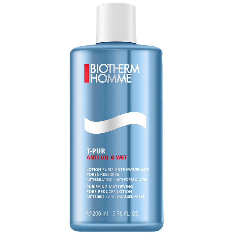 Biotherm Homme T Pur Anti Oil Wet Lotion - Toner 对你的肌肤有何帮助?