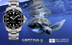 Certina DS Action Dive Powermatic 240x150 - Certina Save Turtle 保育海龟义不容辞