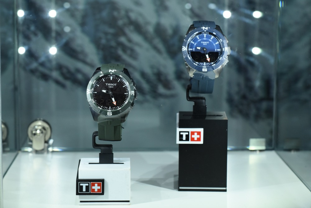House Of Tissot T Touch Solar Ii Kingssleeve
