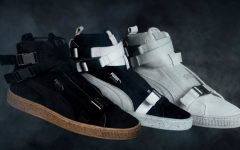 PUMA X The Weeknd Sneakers Feature 240x150 - PUMA Suede x The Weeknd 将嘻哈贯彻到底