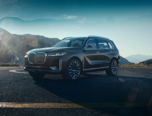 The BMW Concept X7 iPerformance 1 1 600x460 - BMW Concept X7 iPerformance 豪华休旅新标杆
