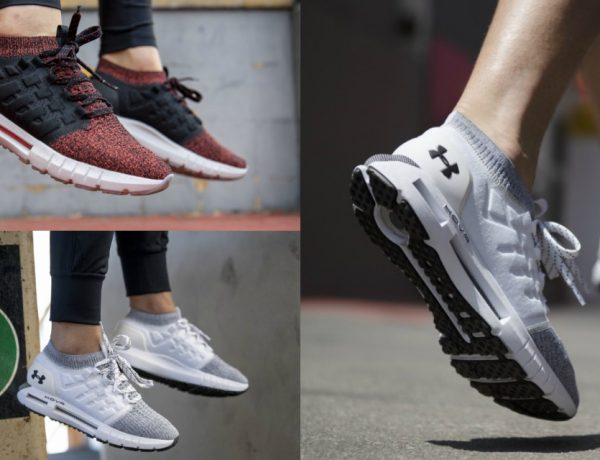 Under Armour HOVR Feature 2 1 600x460 - 真正零重力跑鞋 Under Armour HOVR