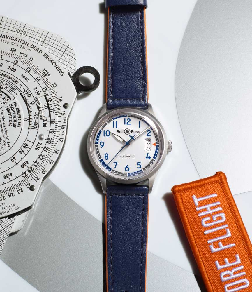 bell ross baselworld collection racing bird BRV1 92 2 - 读懂你的表盘:日历表款解析