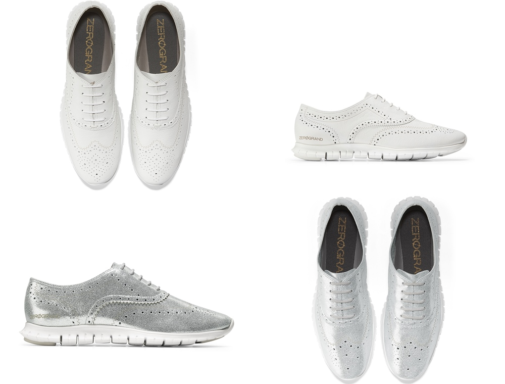 cole haan ZEROGRAND WING oxford shoes RM1099 silver - Cole Haan ZerøGrand最轻盈牛津鞋优惠上架!