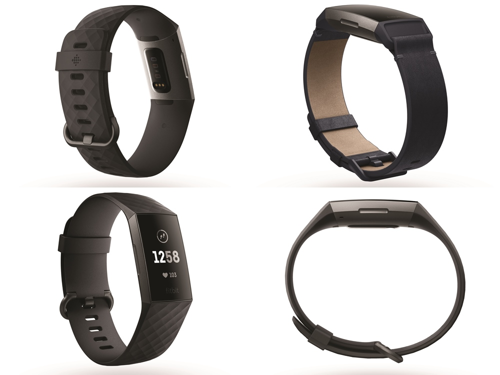 fitbit charge 3 black - Fitbit Charge 3更先进的健康帮手!