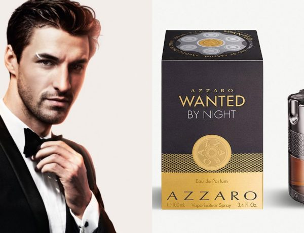 """Azzaro Fragrance Wanted By Night Feature 600x460 - 迷人""""夜来香"""" Azzaro Wanted by Night 绅士夜行良伴"""