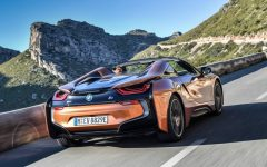 BMW i8 Roadster On the Road Feature 240x150 - 新时代敞篷超跑 BMW i8 Roadster 火速进口