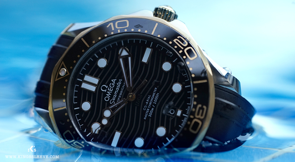 Kingssleeve OMEGA SEAMASTER6 - A Men Trip with OMEGA 见证真挚友谊
