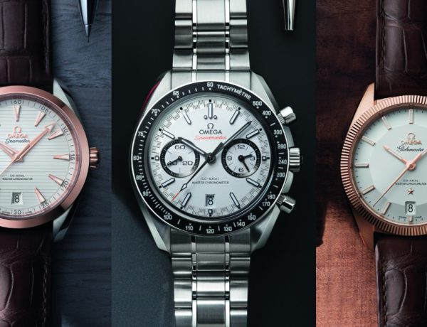 Omega Master Chronometer Collection Watches.jpg 600x460 - OMEGA Master Chronometer 至臻机芯,精准无疑