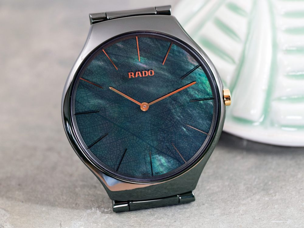 Rado KLCC Flagship Store Rado True Thinline Nature Collection - RADO KLCC 马来西亚最大的精品店开幕