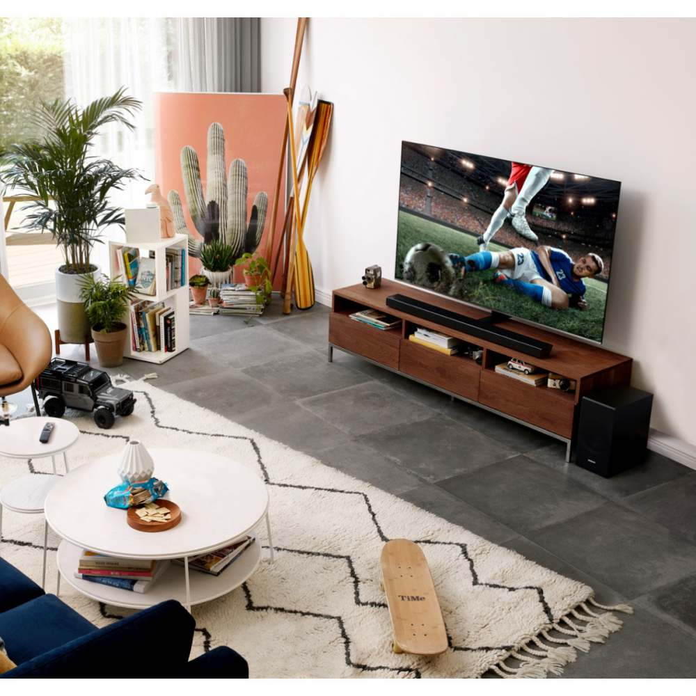 Samsung Panoramic Soundbar Family Soundbar at living sound - Samsung Panoramic Soundbar 走进全景音响世界
