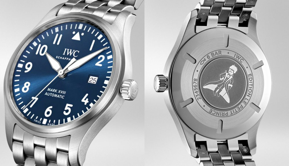 IWC Mark XVIII Le Petit Rowan Atkinson Johnny English - 特工Johnny English的最佳拍档,IWC Mark XVIII Le Petit Prince