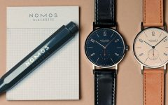 NOMOS GLASHUTTE The Hour Glass Feature 240x150 - NOMOS Glashütte 推出限量版 Tangente Red Dot 腕表