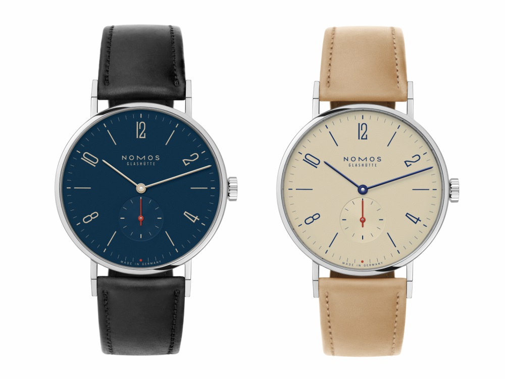 NOMOS GLASHUTTE The Hour Glass Watches - NOMOS Glashütte 推出限量版 Tangente Red Dot 腕表