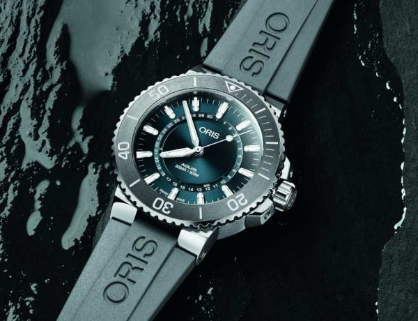 Oris The Source of Life Watch Feature 600x460 - ORIS The Source of Life 限量版腕表,为保护水资源奉献力量