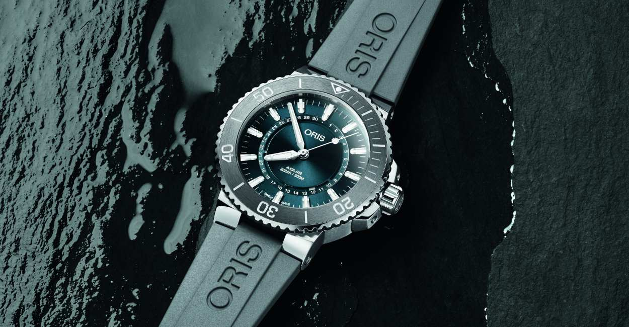 Oris The Source of Life Watch Feature - ORIS The Source of Life 限量版腕表,为保护水资源奉献力量