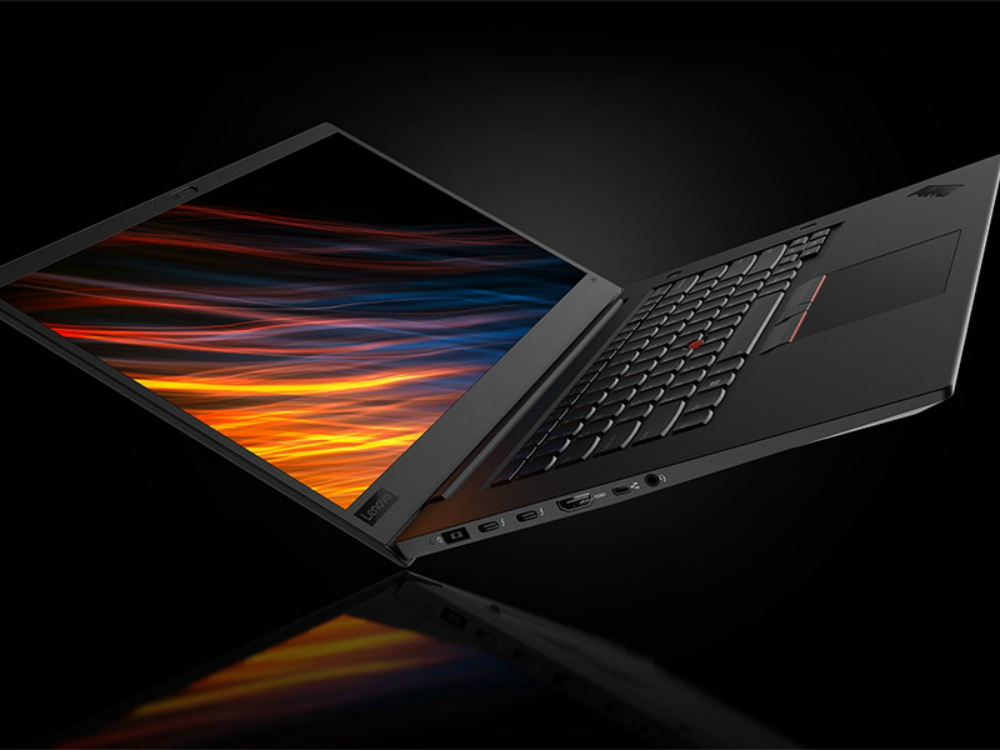 Thinkpad P1 Lenovo Laptop - 全球最轻薄移动办公室:Lenovo Thinkpad P系列以1.7kg问世