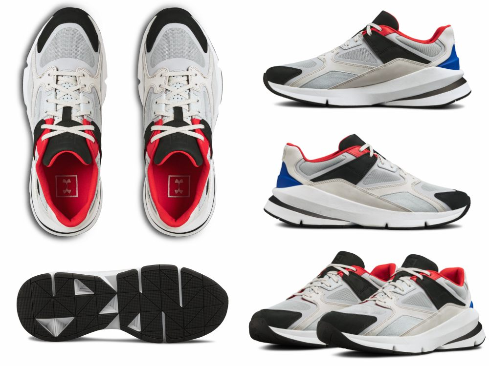 Under Armour Forge 96 Signature Sneaker JD Sports MY 3021085 101 - 不凡复古格调:Under Armour Forge 96 踏上秋冬时尚风潮