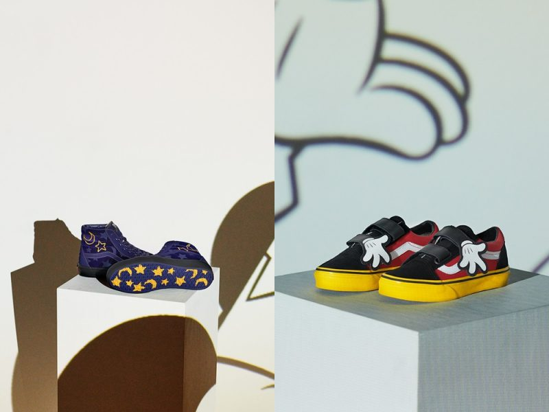 Vans x Disney limited edition for mens 800x600 - Home