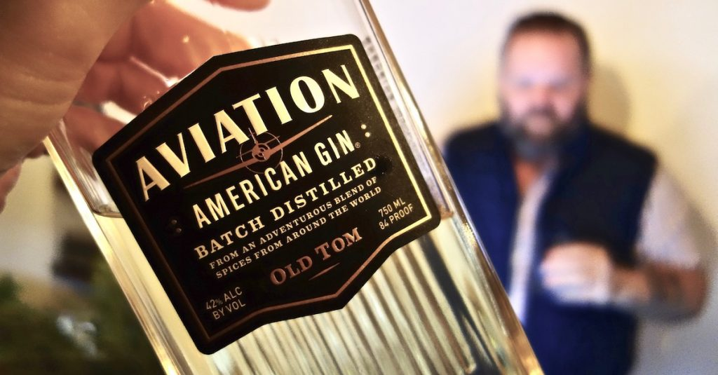 aviation old tom - Ryan Reynolds喝一口就爱上的琴酒:Aviation Gin