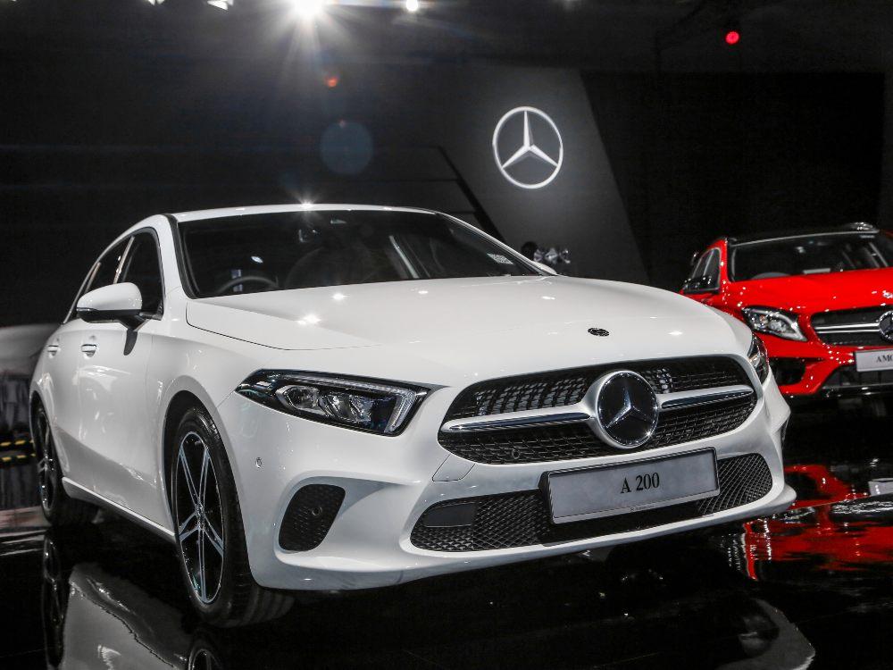 2nd Gen Mercedes Benz A Class A200 - 大改款 Mercedes-Benz A-Class 入门新宠儿