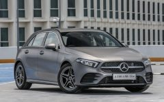 2nd Gen Mercedes Benz A Class Cover 240x150 - 大改款 Mercedes-Benz A-Class 入门新宠儿