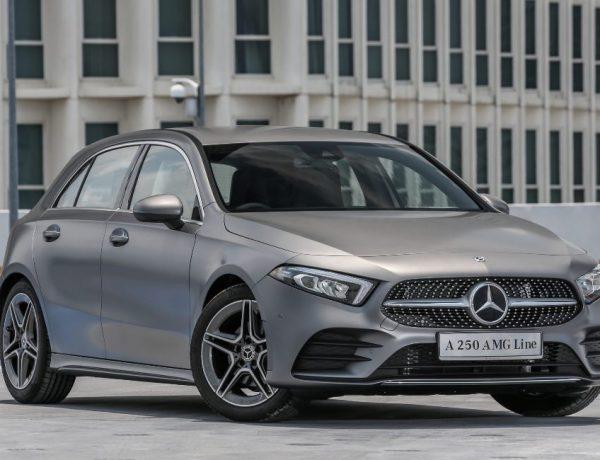 2nd Gen Mercedes Benz A Class Cover 600x460 - 大改款 Mercedes-Benz A-Class 入门新宠儿
