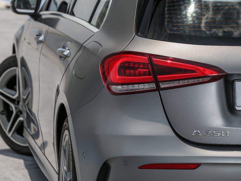 2nd Gen Mercedes Benz A Class Rear Lamp - 大改款 Mercedes-Benz A-Class 入门新宠儿