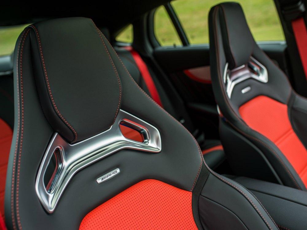Amg Seats Mercedes Benz Amg Glc 63 Interior Kingssleeve