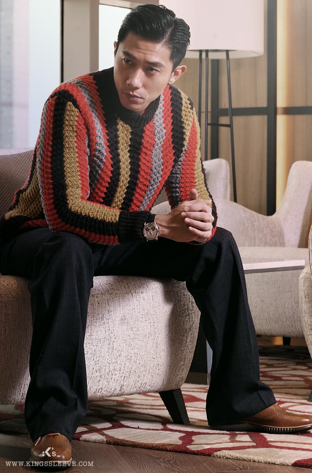 AW18 Bottega Veneta Desmond Tan - [人物专访] Desmond Tan 陈泂江 十年一刻