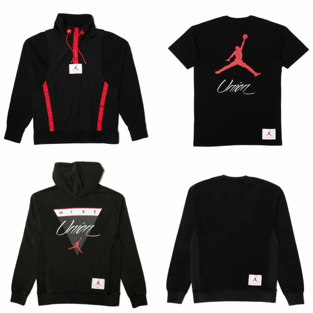 Apparels Union x Air Jordan collection Nike - UNION LA x Air Jordan 1:史诗级联名再掀抢购热潮