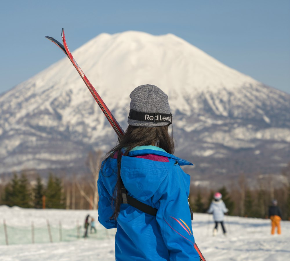 Beginners can tackle the slopes at their own pace with the Premium Private Lesson - Niseko Village 北海道二世古:与世隔绝的滑雪天堂