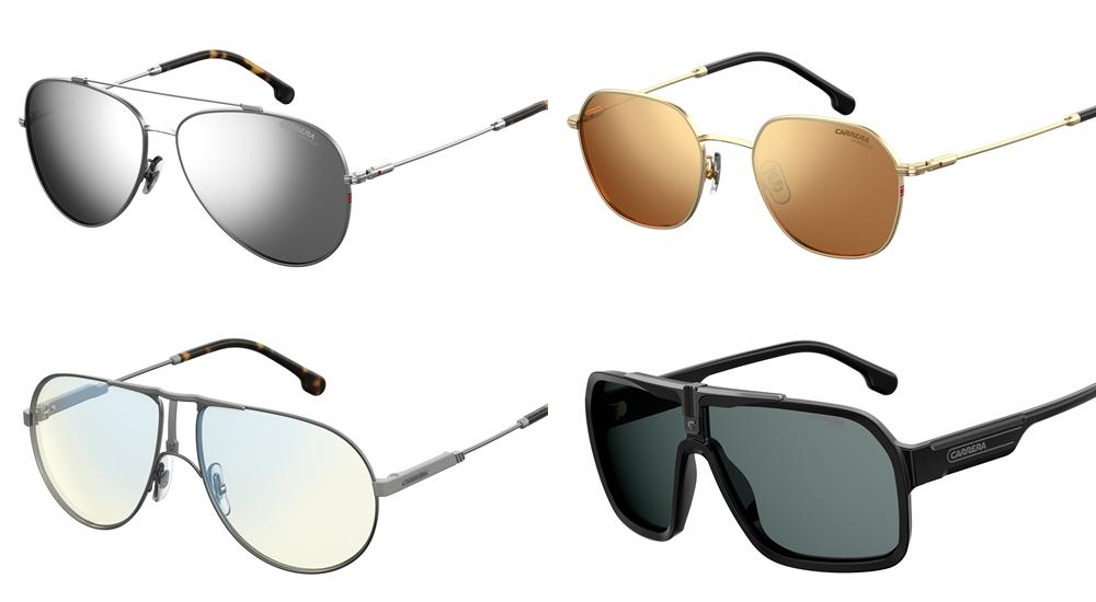 Carrera mens sunglass 2018 - 精选风格墨镜 为造型加分!