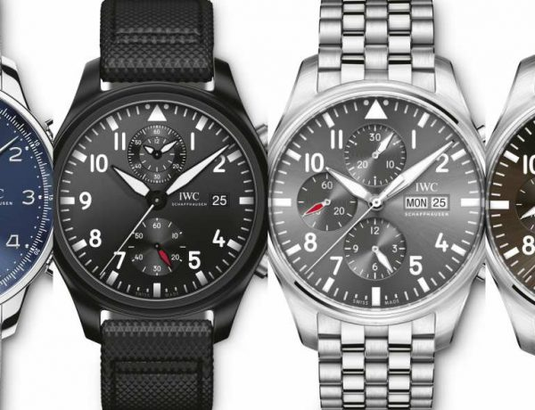 Christmas Gifts Guide IWC Cover 600x460 - IWC X'mas Gifts for Him:极臻腕表 圣诞献礼
