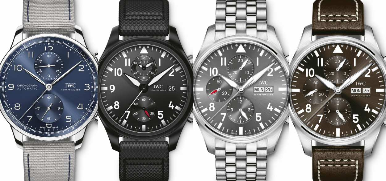 Christmas Gifts Guide IWC Cover - IWC X'mas Gifts for Him:极臻腕表 圣诞献礼