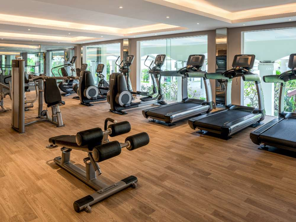 Courtyard Resort Siem Reap Cambodia Fitness Central - 遗址中的星级住宿:Courtyard by Marriott Siem Reap Resort