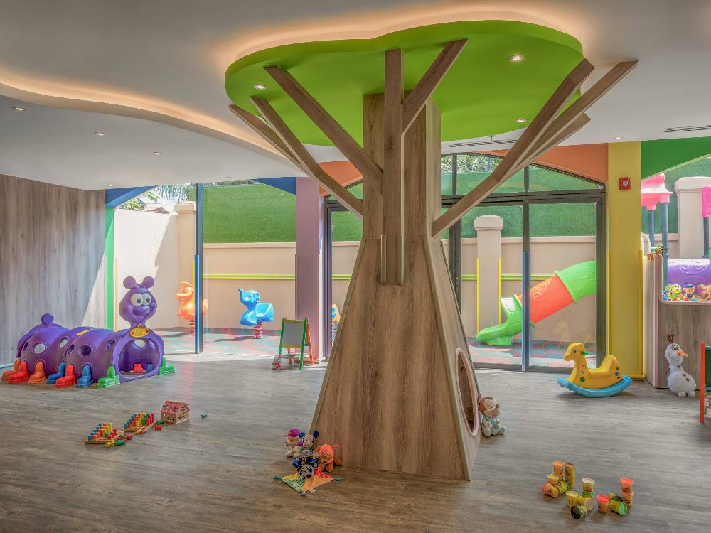Courtyard Resort Siem Reap Cambodia Kids Club - 遗址中的星级住宿:Courtyard by Marriott Siem Reap Resort
