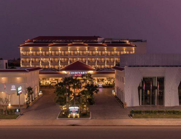 Courtyard Resort Siem Reap Cambodia coVER 600x460 - 遗址中的星级住宿:Courtyard by Marriott Siem Reap Resort
