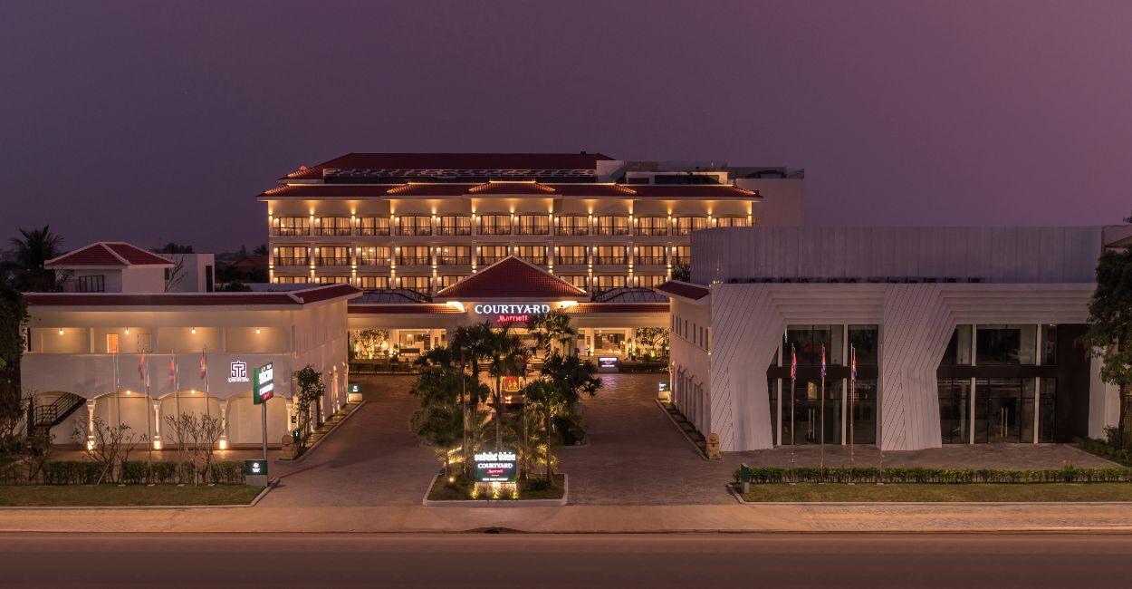 Courtyard Resort Siem Reap Cambodia coVER - 遗址中的星级住宿:Courtyard by Marriott Siem Reap Resort