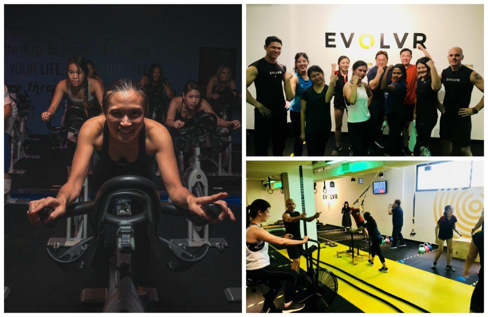 Evolvr Fly Project Intermark KL Fitness Training - FLYPROJECT:有氧 vs 无氧重训 锻炼核心肌群运动