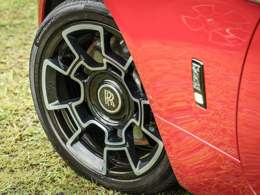 Exterior Rolls Royce Black Badge Rims - 魅影三重奏:ROLLS ROYCE BLACK BADGE 首度大马亮相
