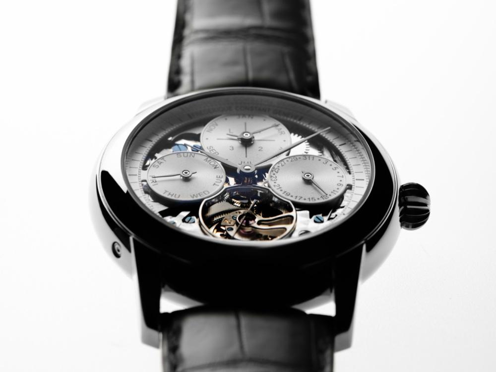Frederique Constant Perpetual Calendar Tourbillion Watch - Frederique Constant Perpetual Calendar 推介30周年陀飞轮腕表