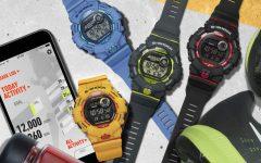 "G Shock GBD 800 Watches  240x150 - 庆祝辉煌35载:G-Shock ""Shock The World"" 继续震撼世界"